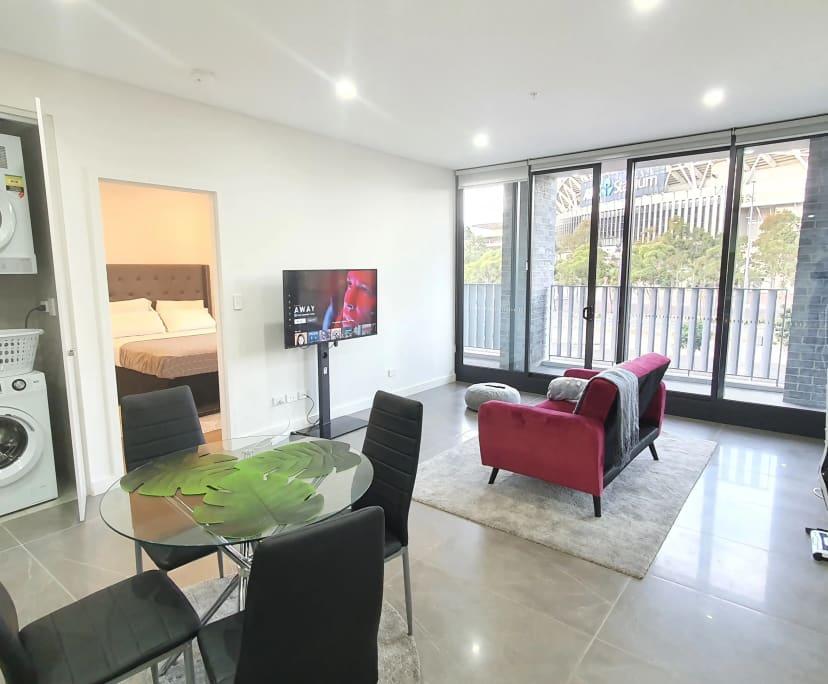 $270-330, Flatshare, 2 rooms, Uhrig Road, Sydney Olympic Park NSW 2127, Uhrig Road, Sydney Olympic Park NSW 2127