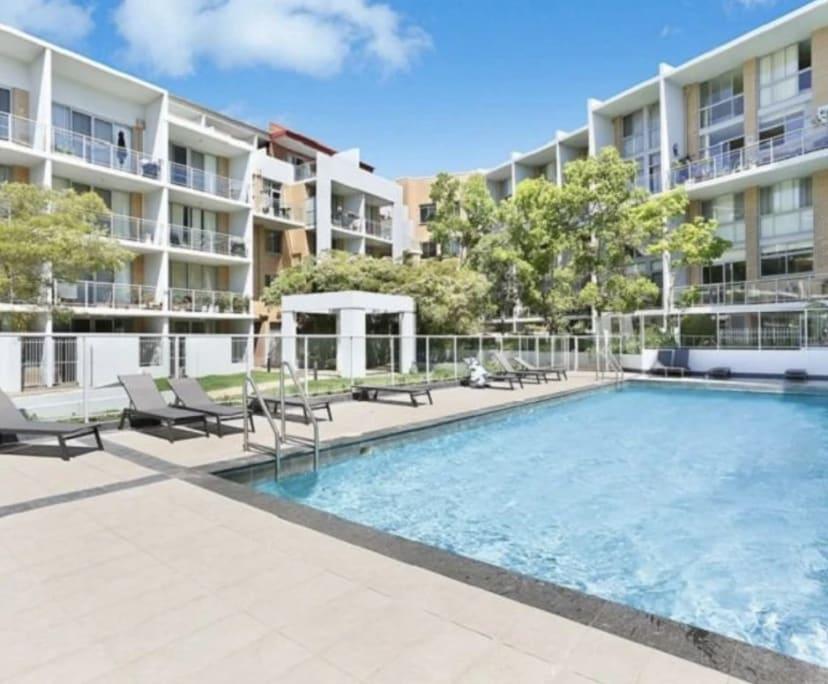 $300, Flatshare, 2 bathrooms, George Street, Waterloo NSW 2017