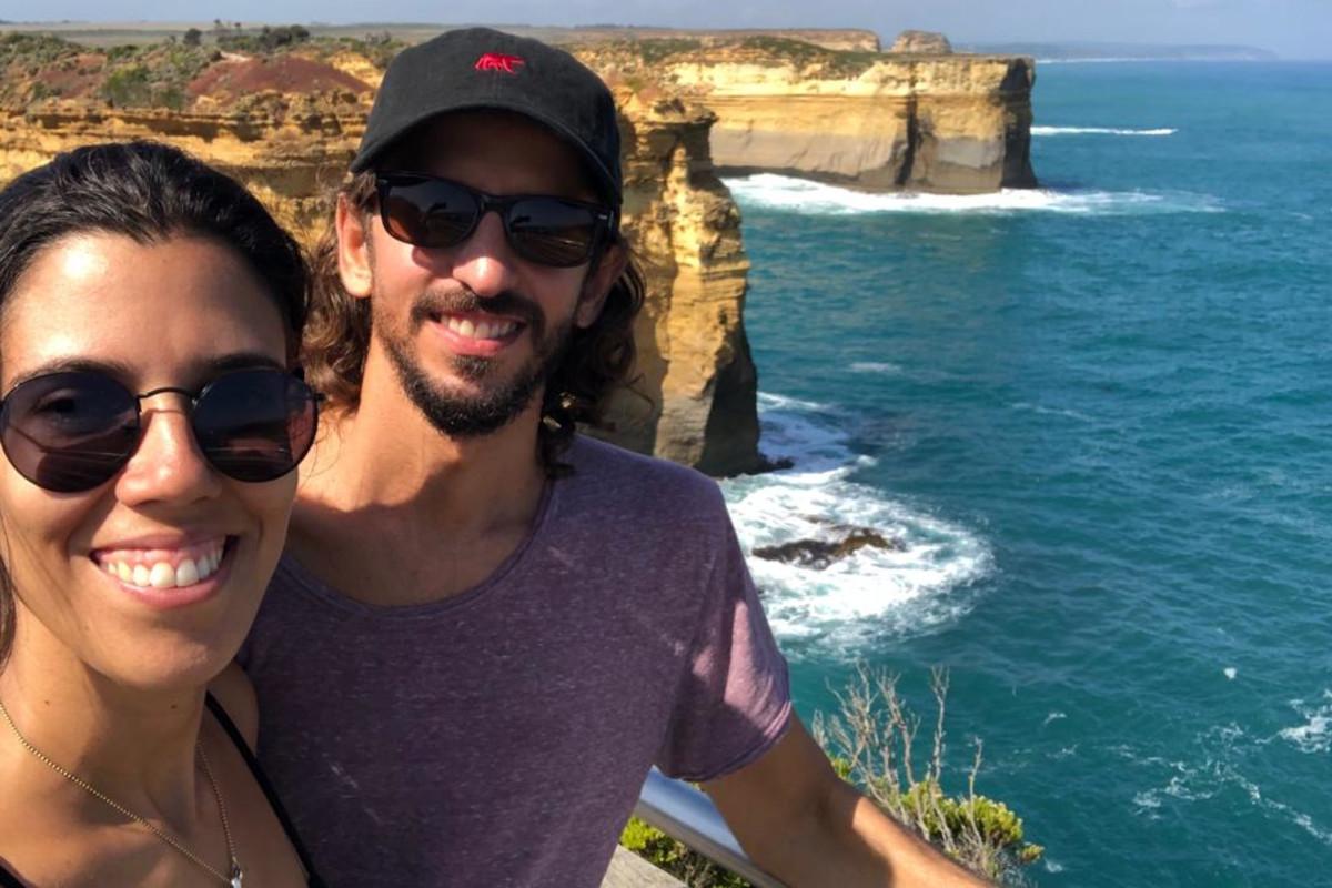 Juliana Ribeiro (33) and Bruno Goes (30), $200, Non-smoker, No pets, and No children