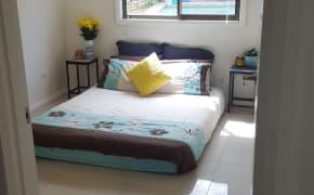 Unfurnished room granny flat for rent