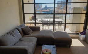 Furnished room with ensuite in a flatshare
