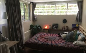 Unfurnished room in a share house