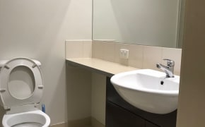 Unfurnished room with ensuite in a share house
