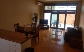 Whole property with 2 rooms for rent