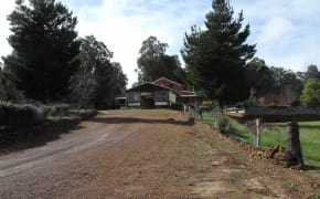 Whole property with 4 rooms for rent