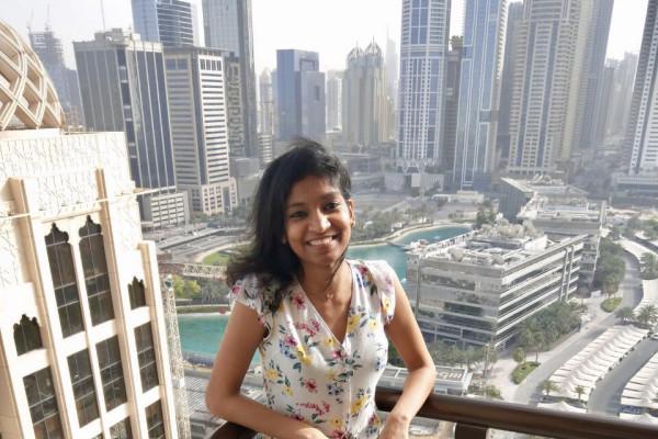 Anju (27), $250, Non-smoker, No pets, No children, and LGBT+