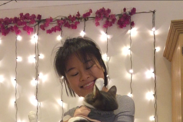 Thao (24), $350, Non-smoker, Have pets, and No children