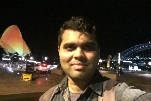 Sachin (34), $200, No pets, No children, and Non-smoker