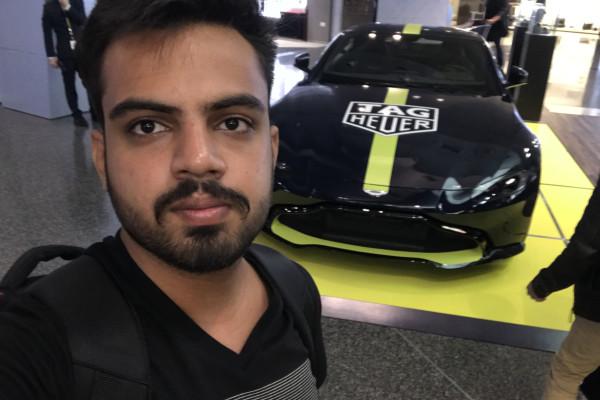 Muhammad Ameer Hamza (19), $130,
