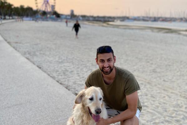 Babak (26), $200, No pets, No children, and Non-smoker