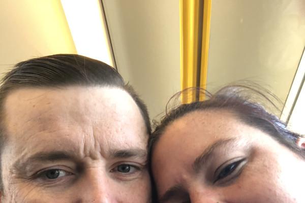Justin (33) and Megan (33), $400, Smoker, No pets, and No children