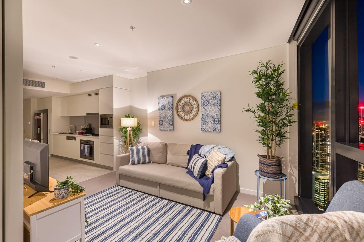 $180, Flatshare, 2 bathrooms, Margaret Street, Brisbane City QLD 4000
