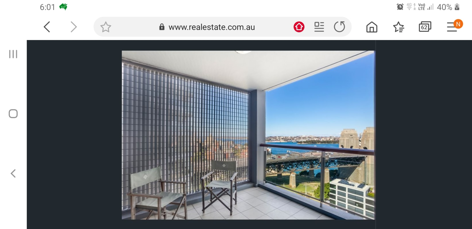 $400, Flatshare, 3 bathrooms, Dind Street, Milsons Point NSW 2061