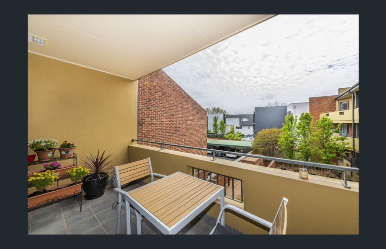 $260, Flatshare, 2 bathrooms, Fitzroy Street, Forrest ACT 2603
