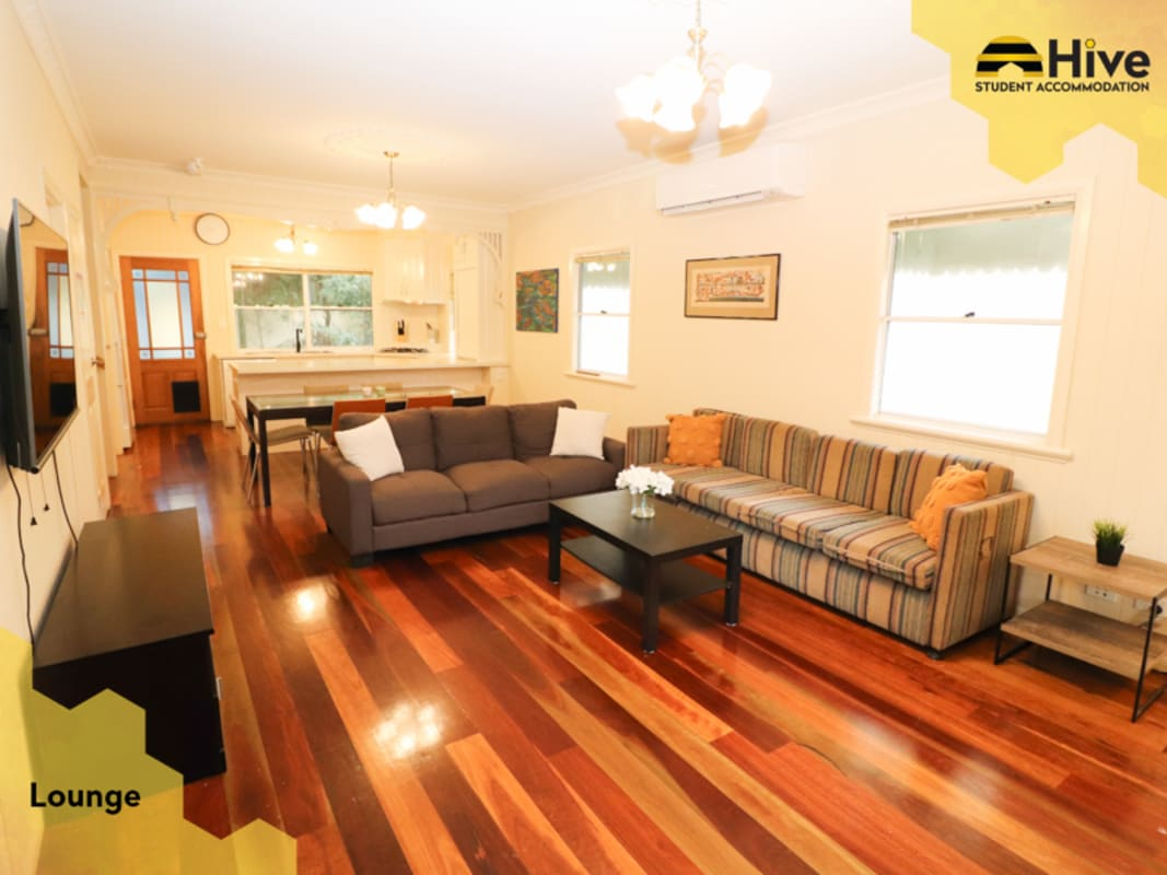 $175, Student-accommodation, 6 bathrooms, Wedd Street, Spring Hill QLD 4000