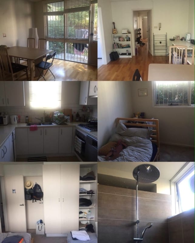 $110, Share-house, 2 bathrooms, Lygon Street, Carlton North VIC 3054