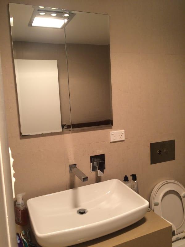 $190, Flatshare, 2 bathrooms, Price Street, Ryde NSW 2112