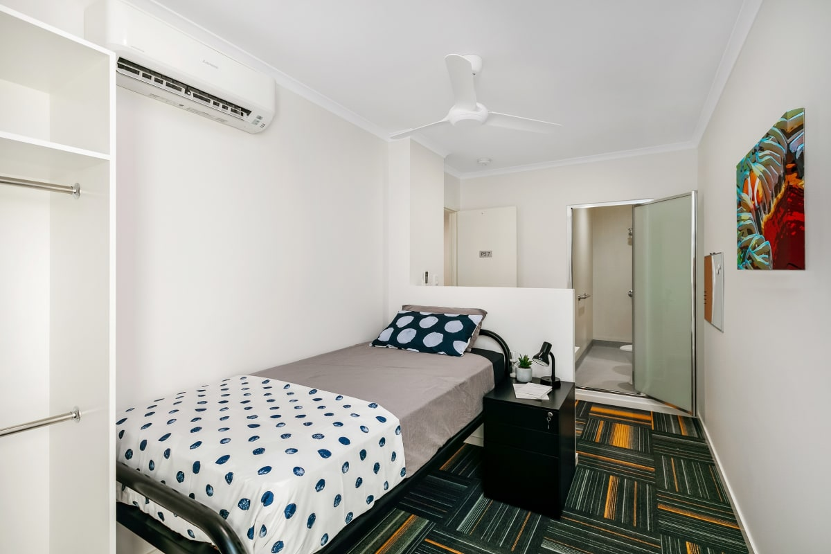 $199-299, Student-accommodation, 3 rooms, Gatton Street, Parramatta Park QLD 4870, Gatton Street, Parramatta Park QLD 4870
