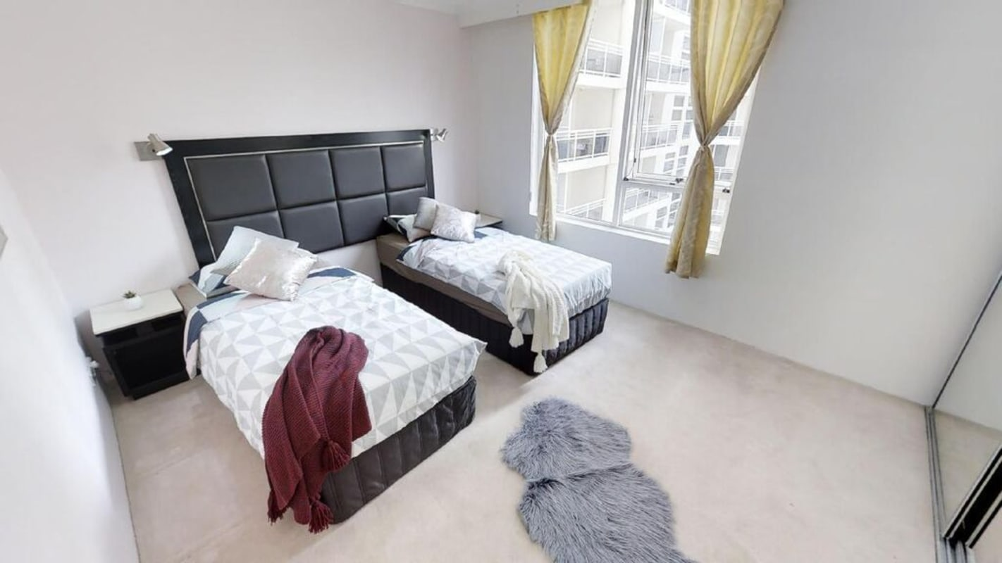 $180, Flatshare, 3 bathrooms, George Street, Sydney NSW 2000
