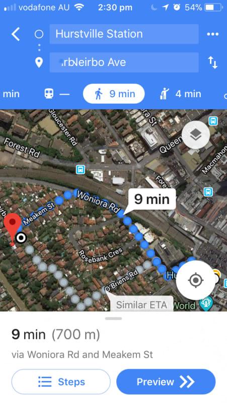 $280-300, Share-house, 2 rooms, Neirbo Avenue, Hurstville NSW 2220, Neirbo Avenue, Hurstville NSW 2220
