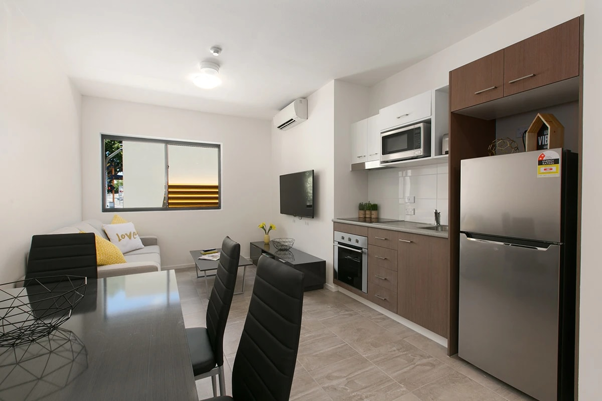 $250, Student-accommodation, 6 bathrooms, Kelvin Grove Road, Kelvin Grove QLD 4059