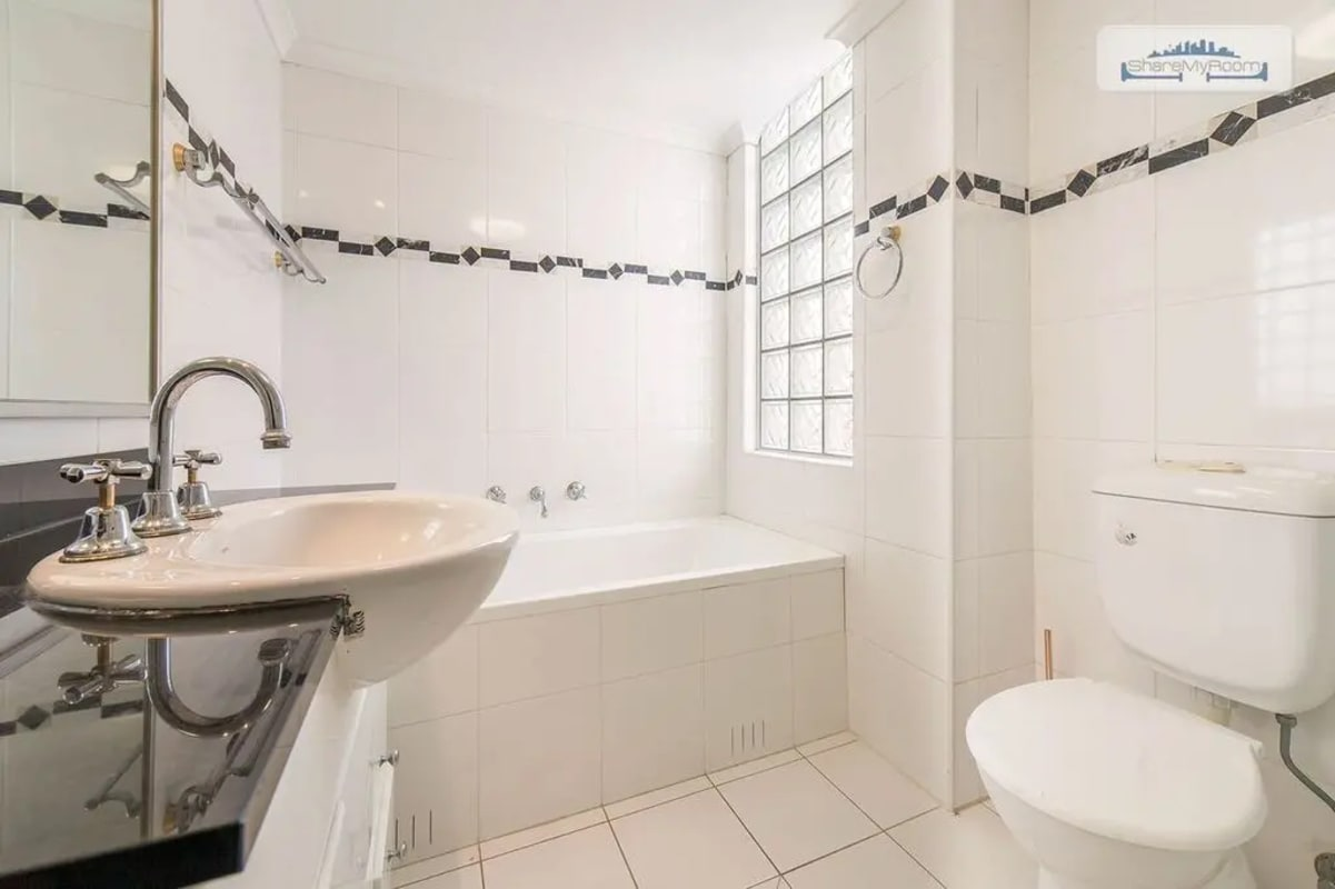 $200, Flatshare, 3 bathrooms, George Street, Sydney NSW 2000