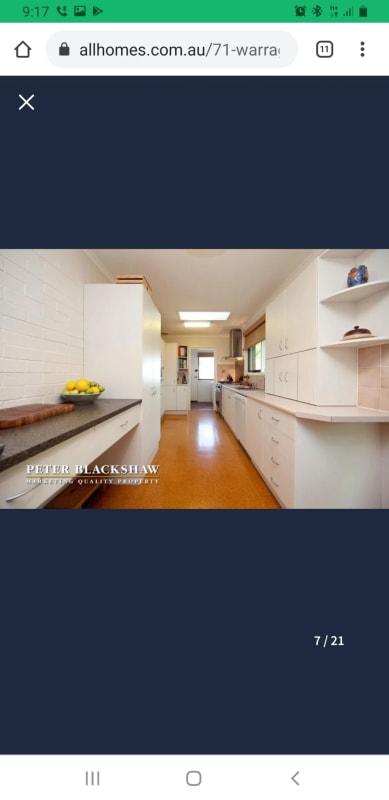 $240, Share-house, 3 bathrooms, Warragamba Avenue, Duffy ACT 2611