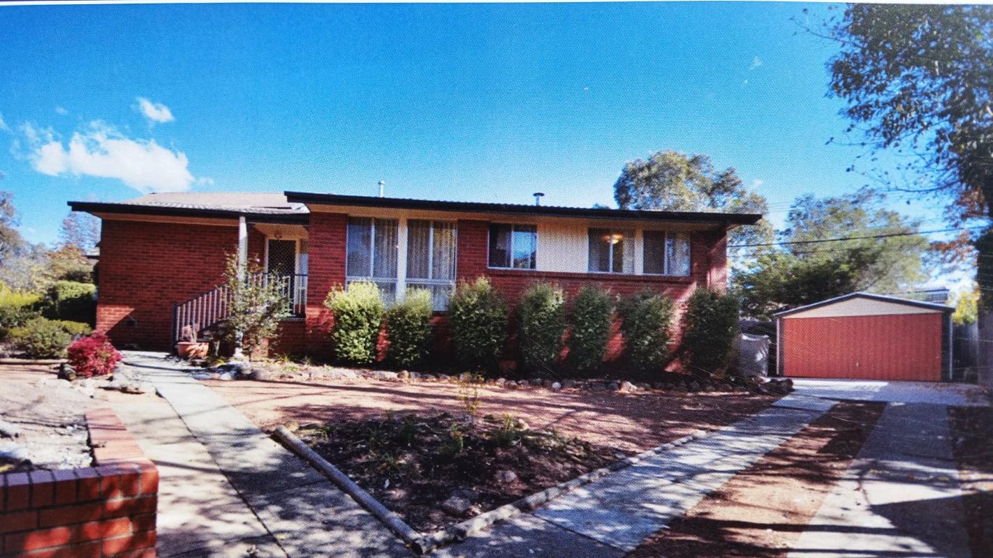 $160, Share-house, 4 bathrooms, Harrison Street, Scullin ACT 2614