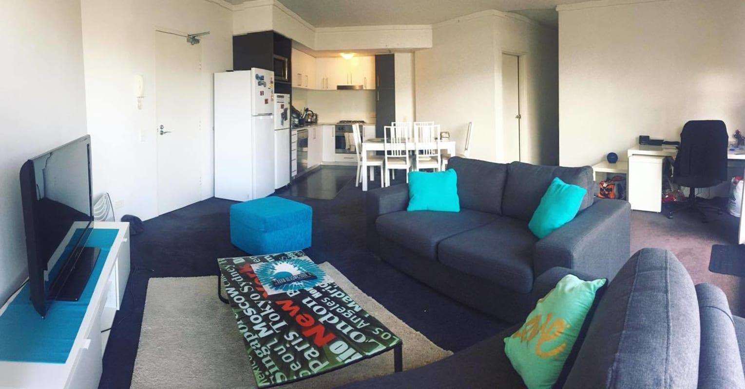 $335, Flatshare, 2 bathrooms, Carillon Avenue, Camperdown NSW 2050