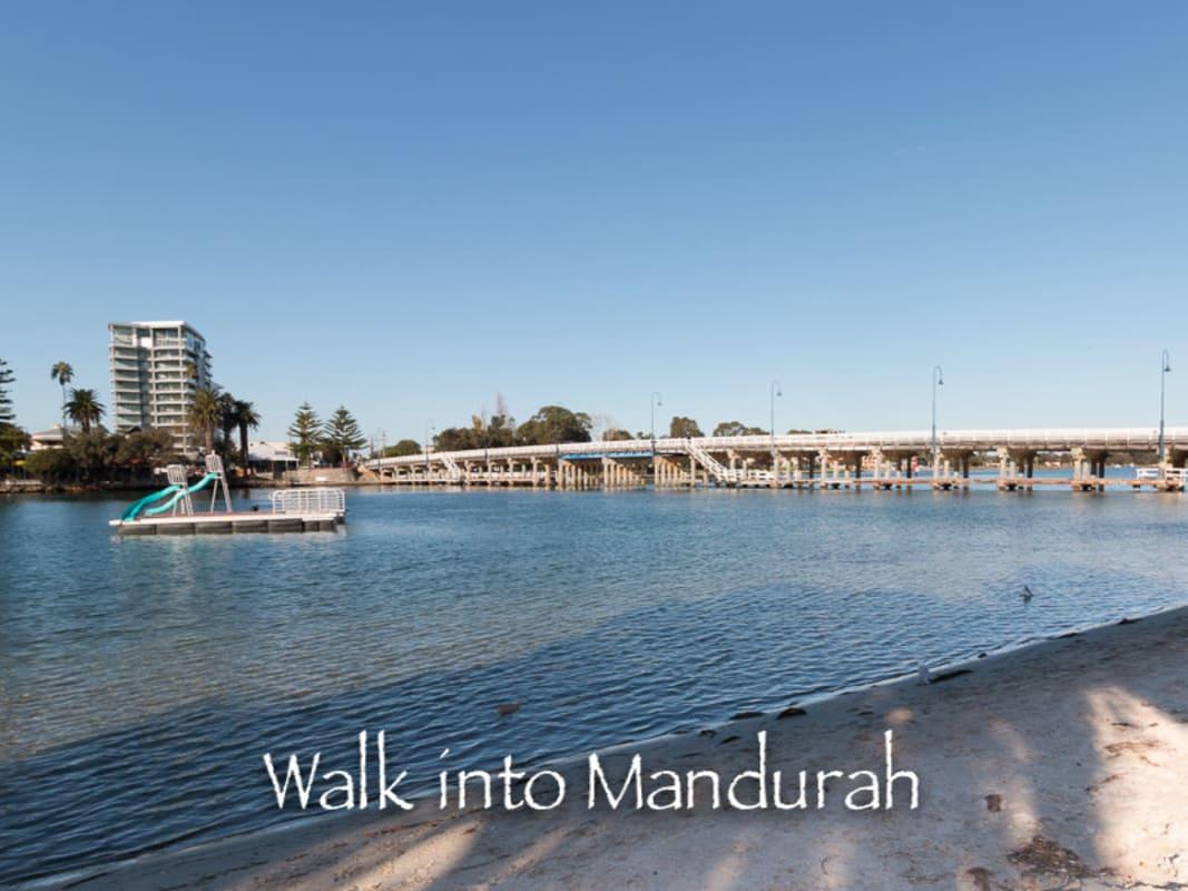 $385, 1-bed, 1 bathroom, Mandurah Terrace, Mandurah WA 6210