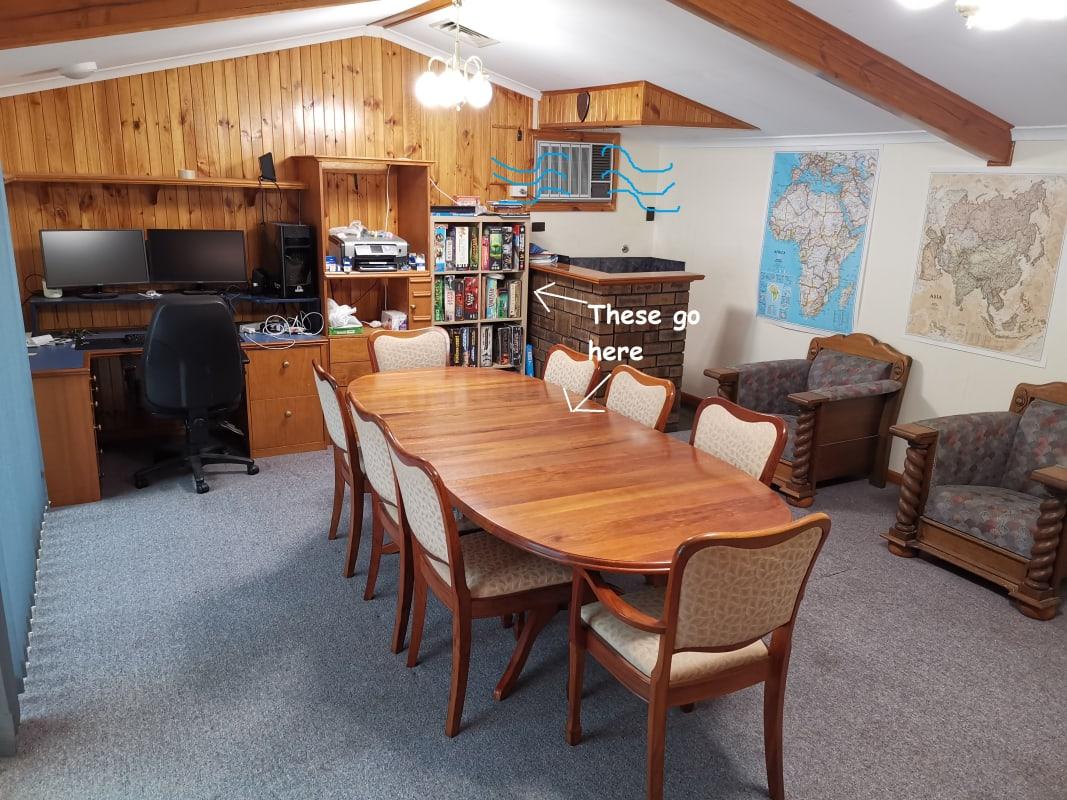 $120, Share-house, 3 bathrooms, Regis Crescent, Christie Downs SA 5164