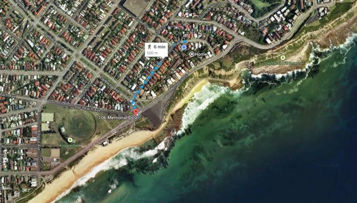$180, Share-house, 4 bathrooms, Wrightson Avenue, Bar Beach NSW 2300