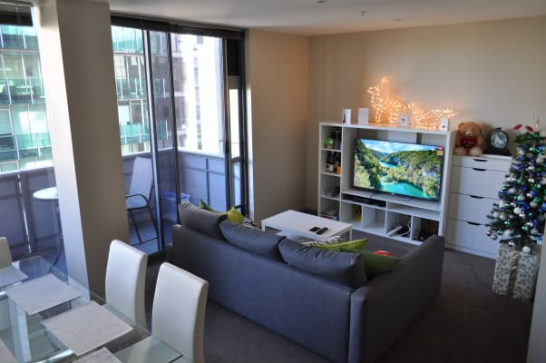 $165, Flatshare, 2 bathrooms, Wills Street, Melbourne VIC 3000