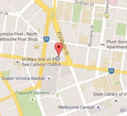 $160, Flatshare, 2 bathrooms, Elizabeth Street, Melbourne VIC 3000