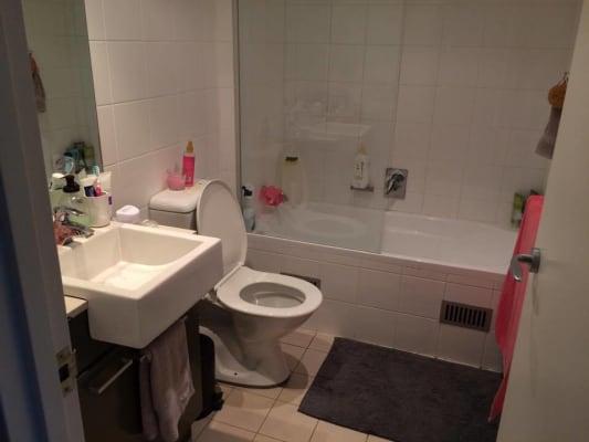 $375, Flatshare, 2 bathrooms, Hutchinson Walk, Zetland NSW 2017