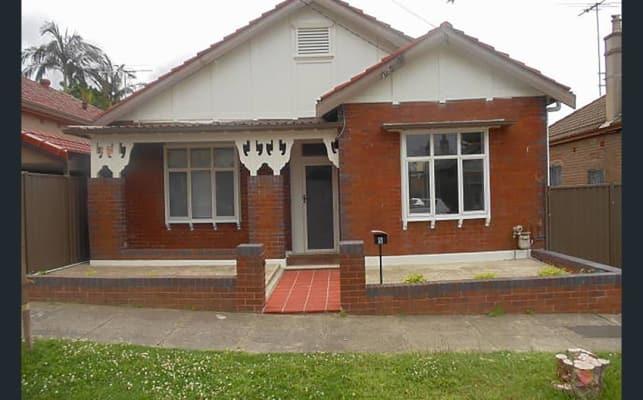 260 Share House 4 Bathrooms Porter Avenue Marrickville Nsw 2204