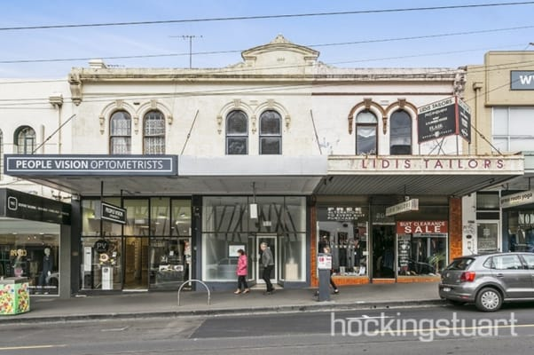 $490, Whole-property, 2 bathrooms, Bridge Road, Richmond VIC 3121