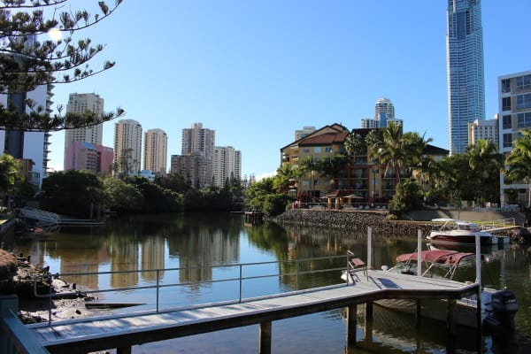 $1,200, Whole-property, 2 bathrooms, Peninsular Drive, Surfers Paradise QLD 4217
