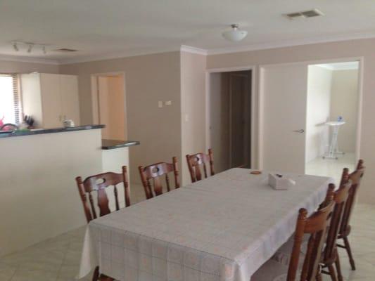 $135, Share-house, 4 bathrooms, Calytrix Crescent, Success WA 6164