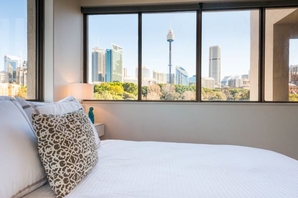 $450, Flatshare, 2 bathrooms, William Street, Woolloomooloo NSW 2011