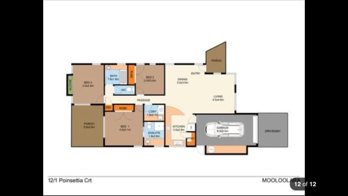 $250, Share-house, 3 bathrooms, Poinsettia Avenue, Mooloolaba QLD 4557
