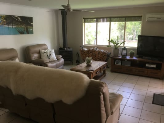 $350, Share-house, 4 bathrooms, Highland Drive, Lake MacDonald QLD 4563