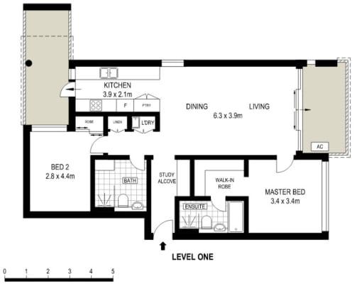 $400, Share-house, 2 bathrooms, Joynton Avenue, Zetland NSW 2017