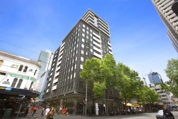 $165, Flatshare, 3 bathrooms, Elizabeth Street, Melbourne VIC 3000