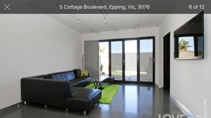 $175, Homestay, 3 bathrooms, Cottage Boulevard, Epping VIC 3076
