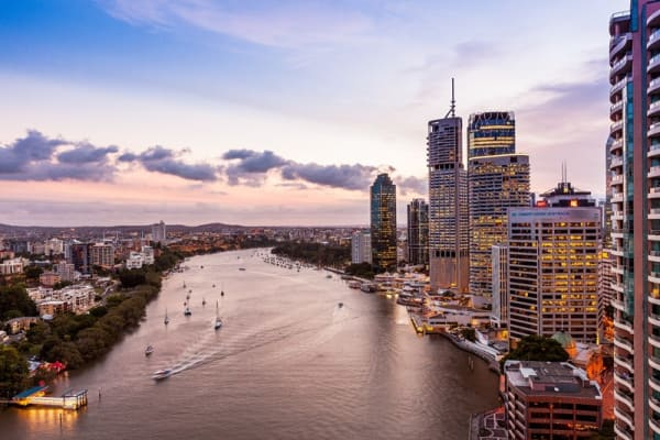 $370, Flatshare, 3 bathrooms, Howard Street, Brisbane City QLD 4000