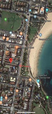 $250, Flatshare, 2 bathrooms, Vicar Street, Coogee NSW 2034