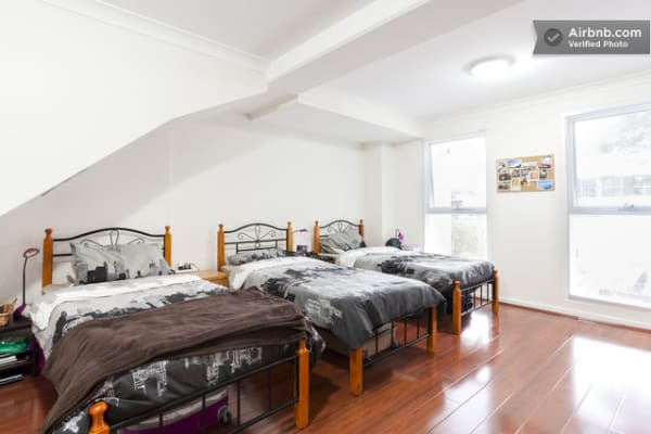 $195, Flatshare, 3 bathrooms, Harris Street, Pyrmont NSW 2009