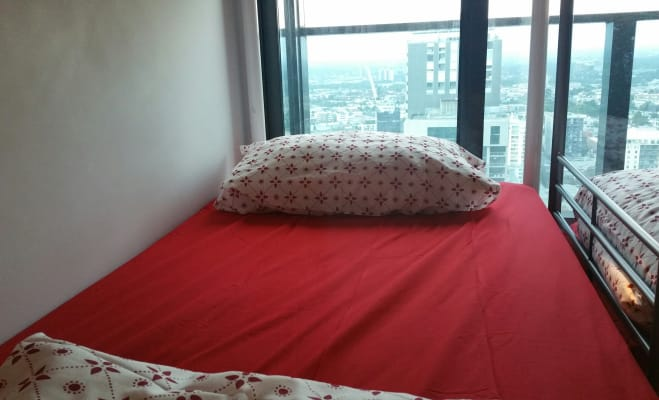 $120, Flatshare, 2 bathrooms, Spencer Street, Melbourne VIC 3000