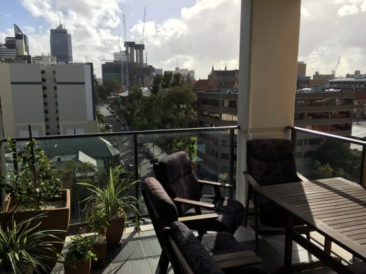 $250, Flatshare, 3 bathrooms, Hay Street, East Perth WA 6004